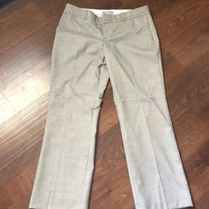 Women's banana republic dress pants size 14p